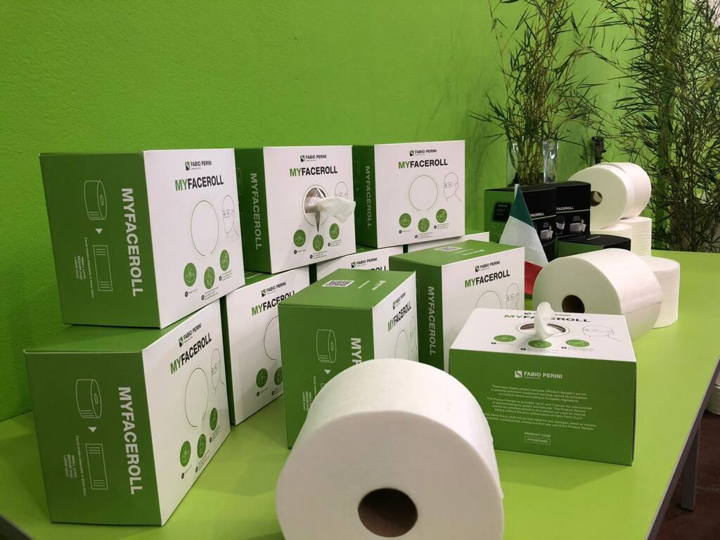 From toilet paper to face masks Fabio Perini patents technology to produce up to 10.000 biodegradable bamboo masks per minute, From toilet paper to face masks Fabio Perini patents technology to produce up to 10,000 biodegradable bamboo masks per minute