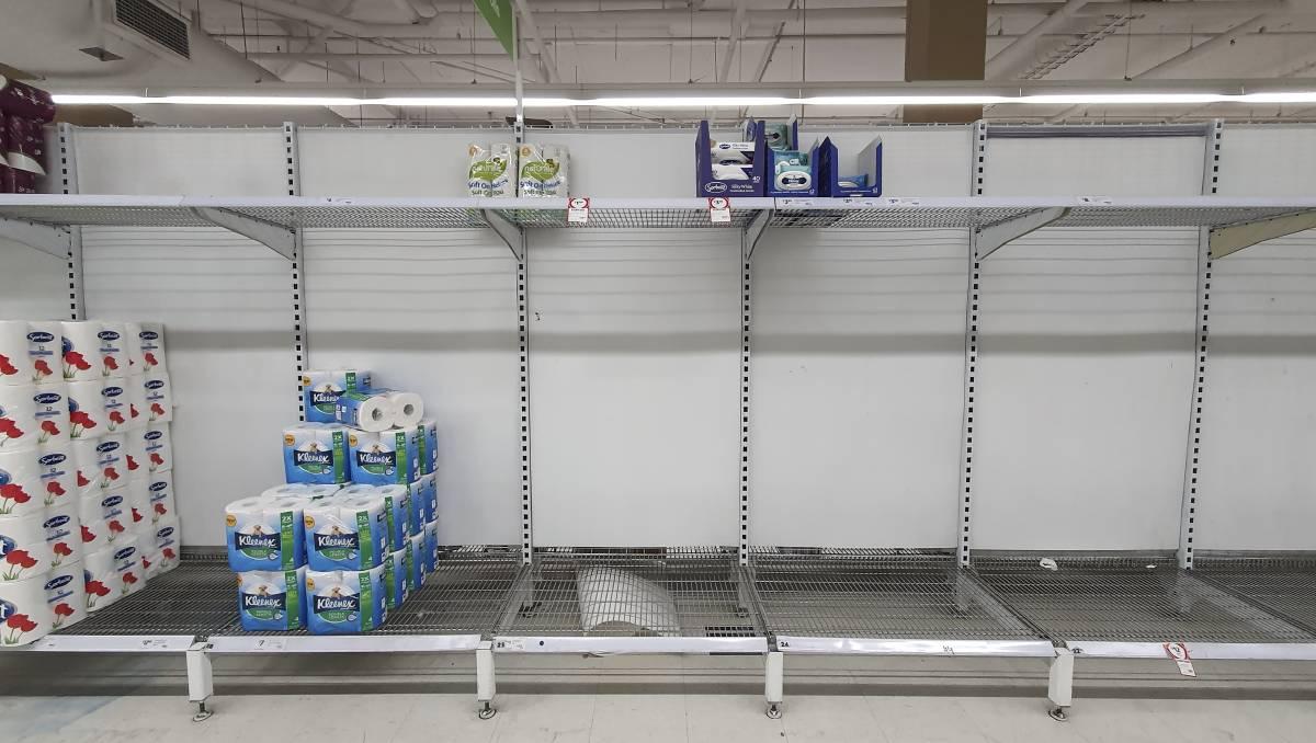 Is toilet paper shortage due to coronavirus still happening?, Is toilet paper shortage due to coronavirus still happening?