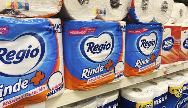 Pandemic brings toilet paper from Mexico to American stores, Pandemic brings toilet paper from Mexico to American stores