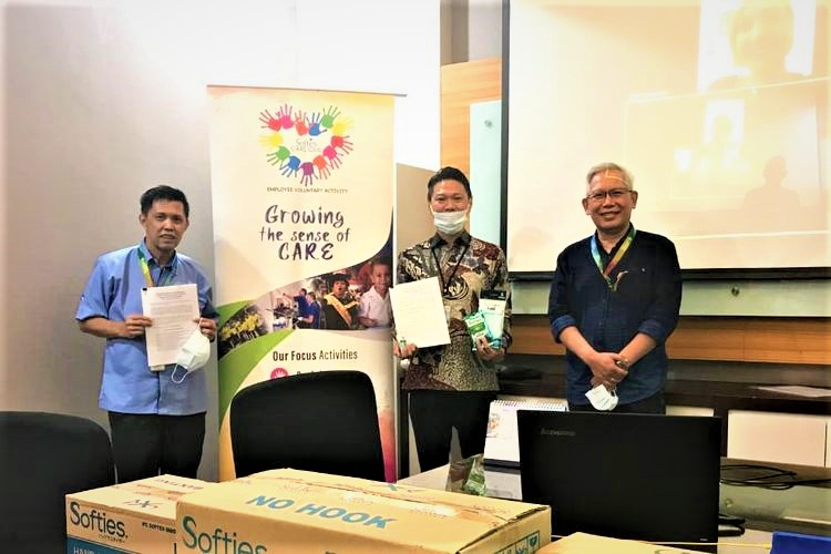 Kimberly-Clark to acquire Softex Indonesia, Kimberly-Clark to acquire Softex Indonesia