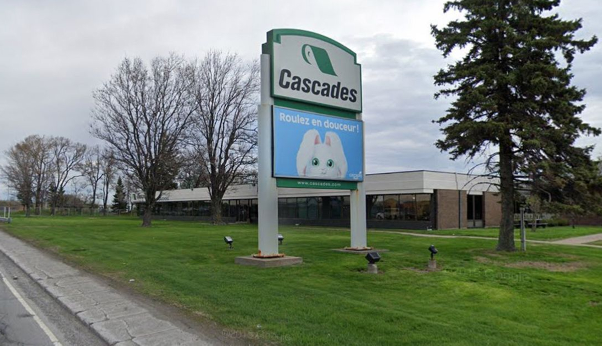 , Cascades announces the closure of its tissue converting plant in Laval, Québec