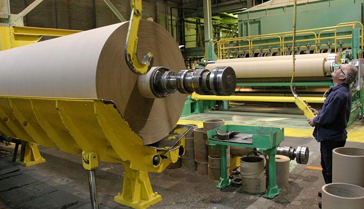 , Gorham Paper and Tissue files for bankruptcy