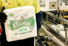 , Kimberly-Clark releases first FSC certified 100% bamboo product