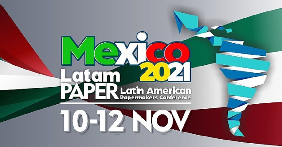 , Latampaper 2021 is postponed