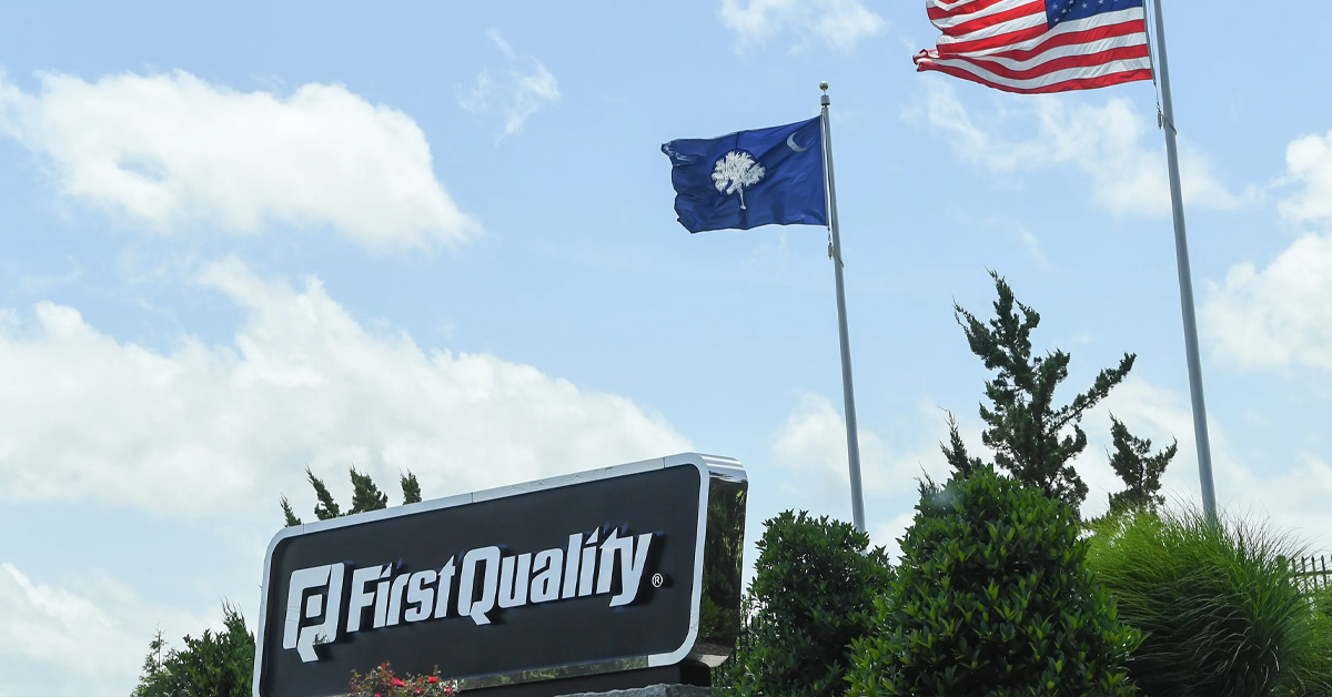 , First Quality to expand Anderson County operations