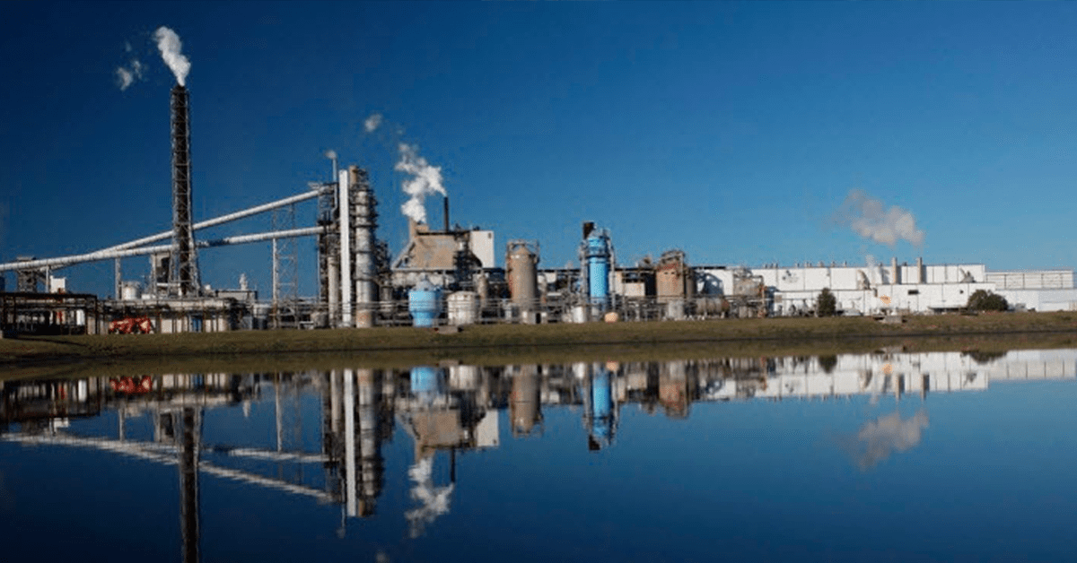 , G-P's Alabama River Pulp Mill has been an important part of the region's economic strength