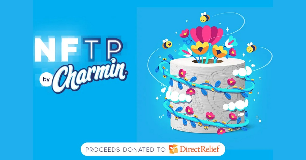 , Charmin® Rolls Out First-Ever NFT(P)