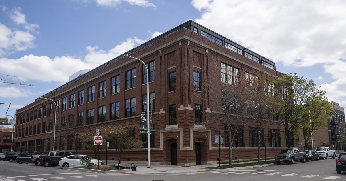 , Kimberly-Clark to bring corporate office into Chicago's Fulton Market