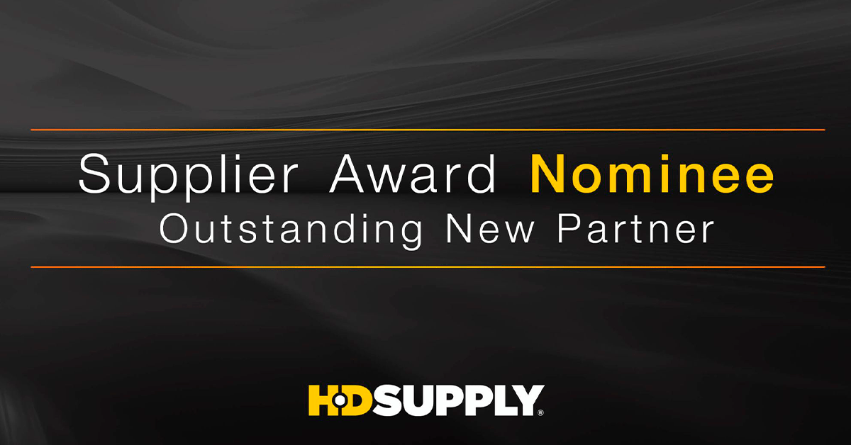 , Solaris Paper is nominated in the Home Depot Pro Awards