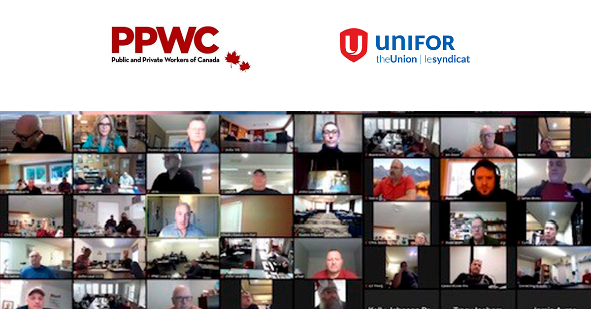 , PPWC and Unifor stand united in upcoming pulp and paper talks