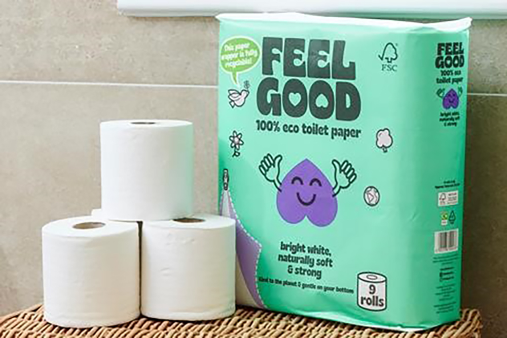 , WEPA UK launches private label recycled toilet paper