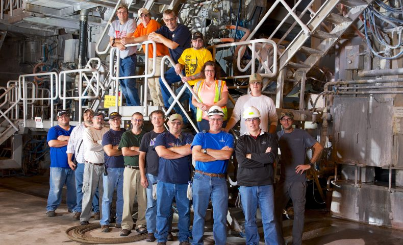, Domtar's Dryden Mill marked 1 year since the last recordable injury