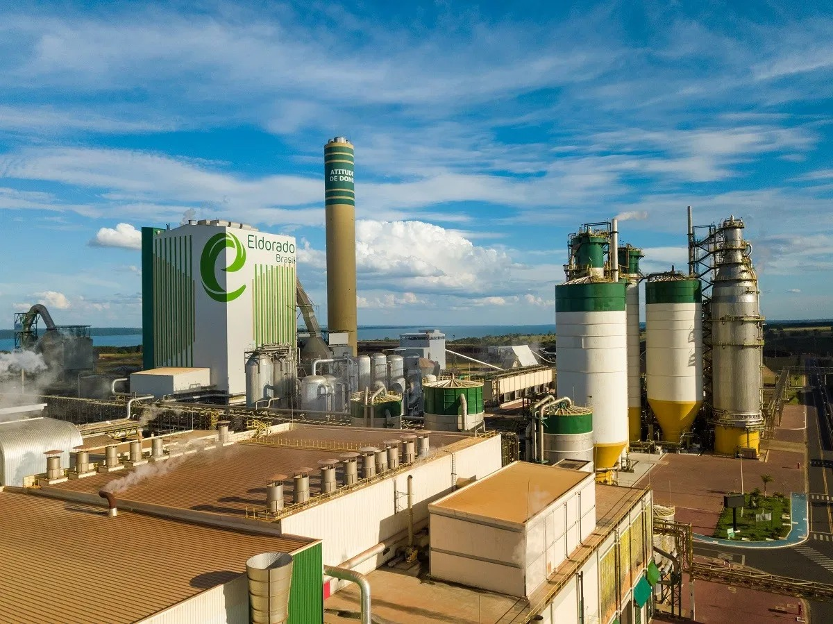 , Second pulp line from Eldorado Brasil will consume 400 thousand hectares of forests