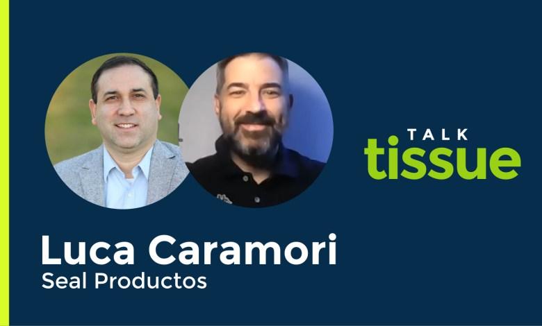 , Talk Tissue with Luca Caramori, Sales Director at Seal Productos #10