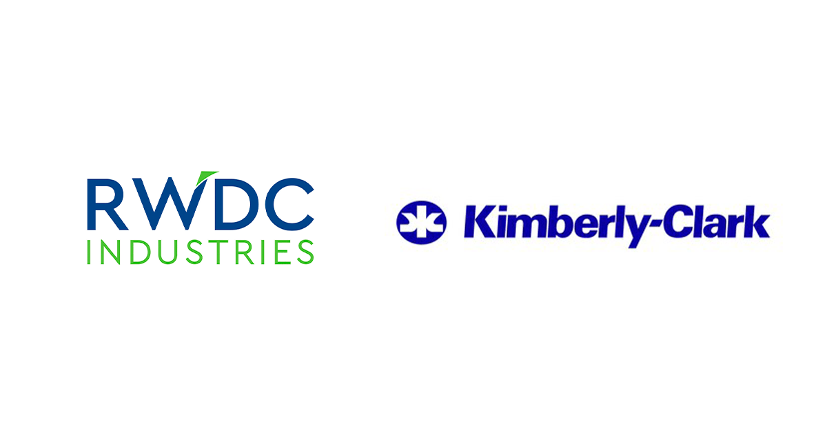 Kimberly-Clark Partners with RWDC to Design Sustainable Alternatives to Traditional Plastics