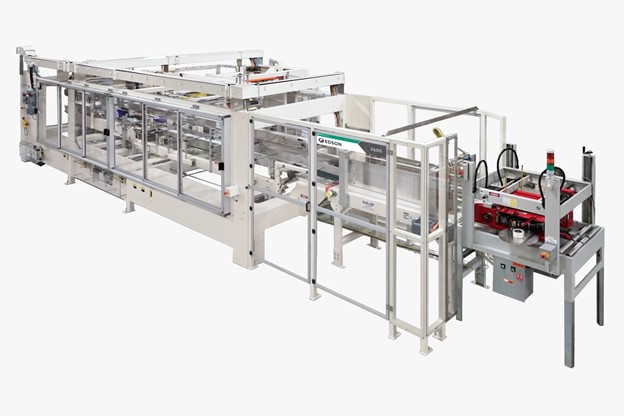 , Edson provides more automation into end-of-line packaging for diaper manufacturer
