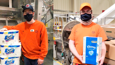 , Kimberly-Clark celebrates 50 years of operations at the Huntsville facility in Ontario