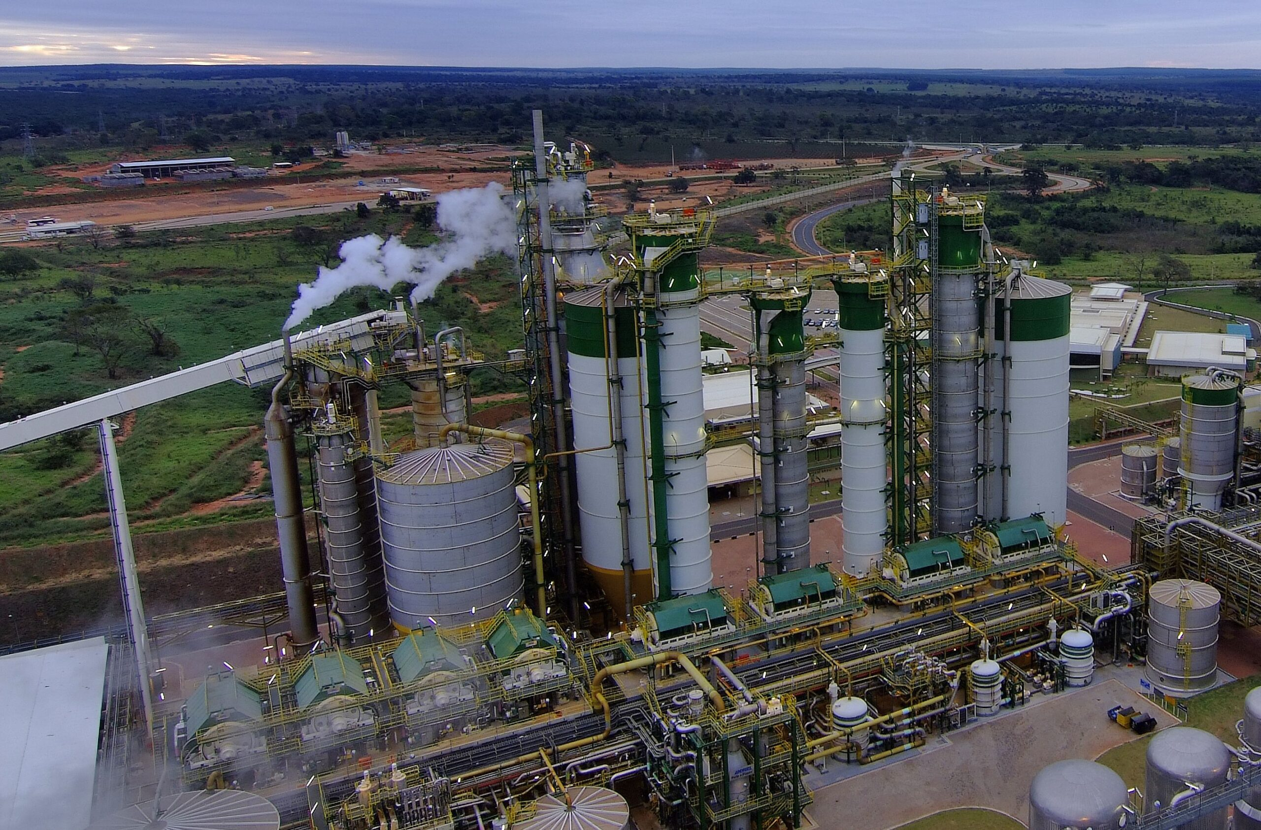 Tissueonline North American -Eldorado sets new record for daily pulp production