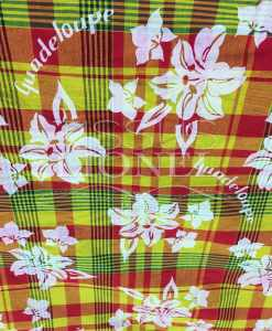 COTTON MADRAS PRINTED 055