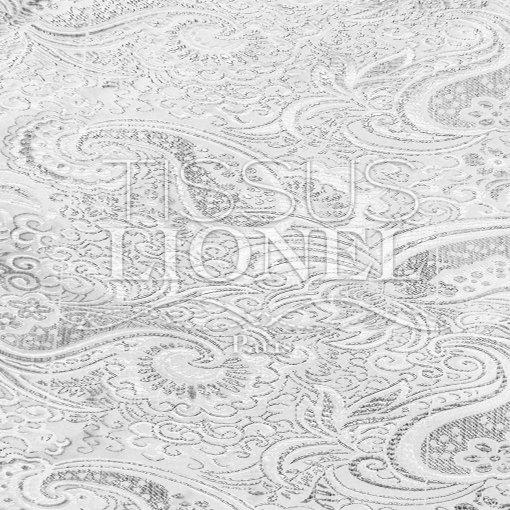Jacquard-lurex-Blanc-Argent