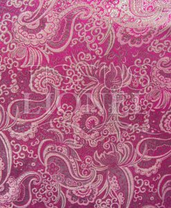 LUREX JACQUARD FUSHIA AND MONEY 2