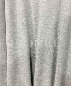 Lycra coton gris chine clair soft