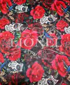Lycra ажурные розы татуировка страсть