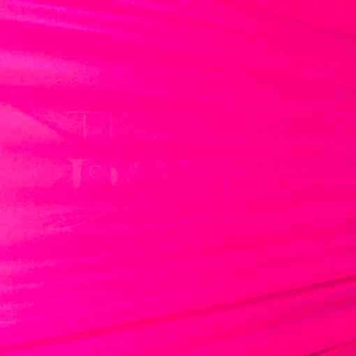 Résille laqué pailleté fond rose fluo pailleté fushia