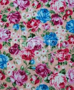 cotton floral print 003