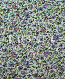 cotton floral print 009