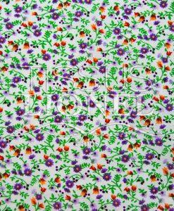 cotton floral print 015