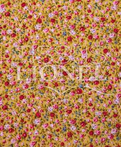 cotton floral print 027