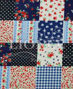 cotton floral print 031