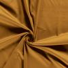 Tissu coton uni premium moutarde