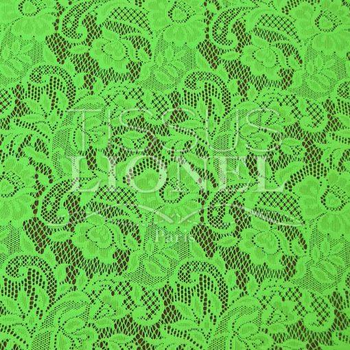 dentelle serie2 vert fluo