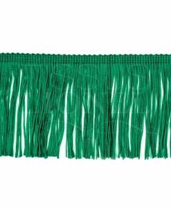 frange 10 cm vert
