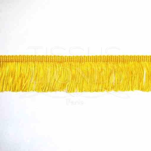 frange 5 cm jaune