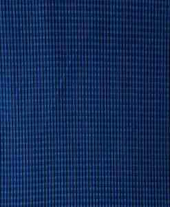 Tissu polyester rayure ton bleu
