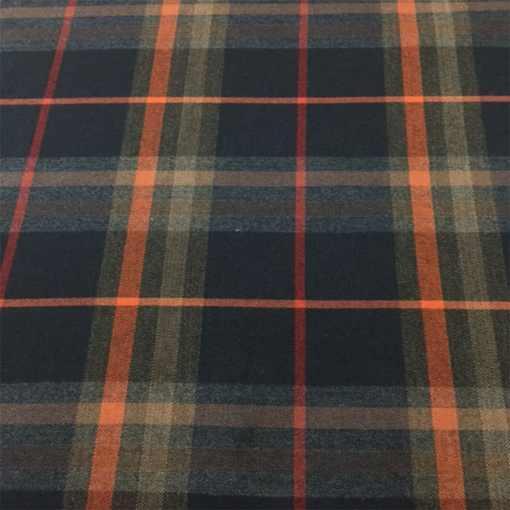 Tissu tartan écossais Aberdeen