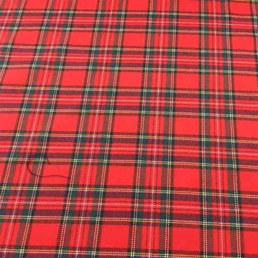 Tissu tartan écossais Glasgow