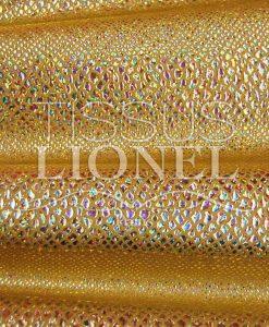 LYCRA paillete SNAKE HINTERGRUND Glitter oder OR Hologramme