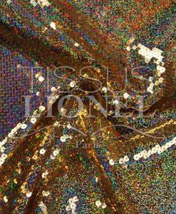 EE.UU. brillo del oro holograma holograma