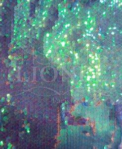 pailleté nacré turquoise