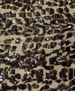 glitter beige en bruin puzzel