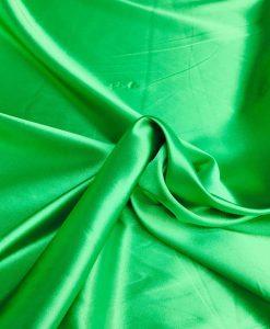 Satin lycra vert brazil