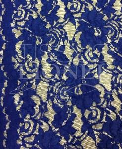 festoneado Real costura la tela de encaje