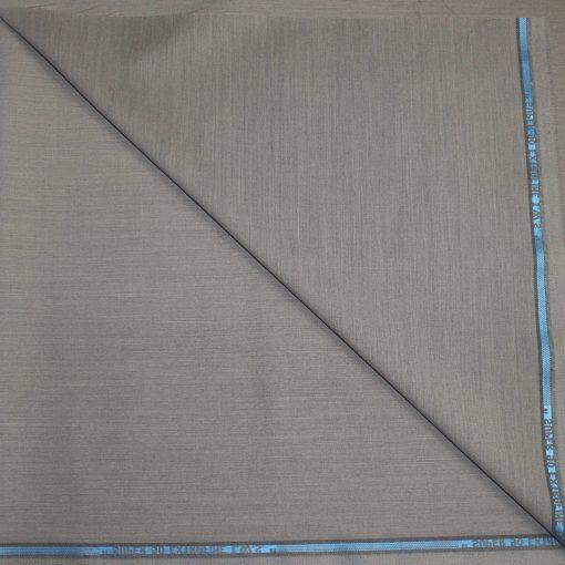 Tissu lainage gris foncé by Woolmark