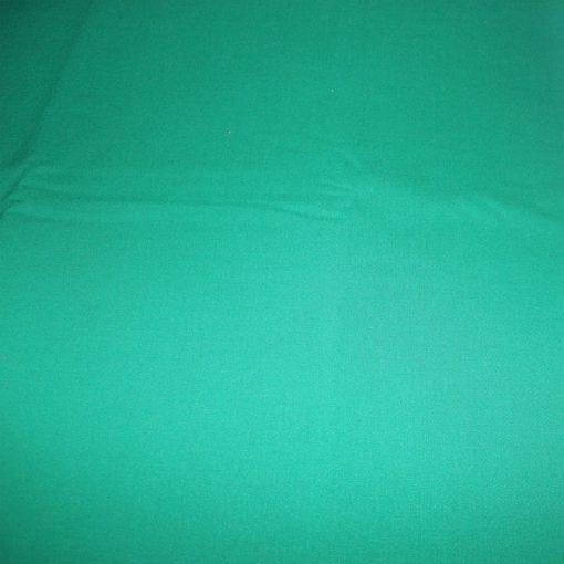Tissu lainage vert royal by Woolmark