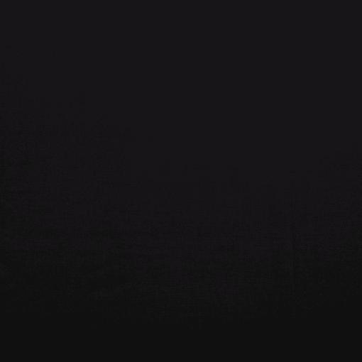 Tissu lin pur noir 1