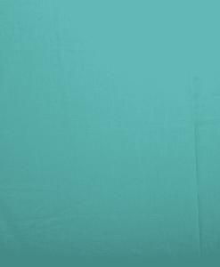 Tissu lin turquoise 2